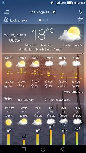 Weather  screenshots 9