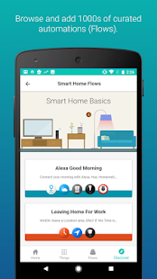 Stringify - Smart Home and IoT- screenshot thumbnail