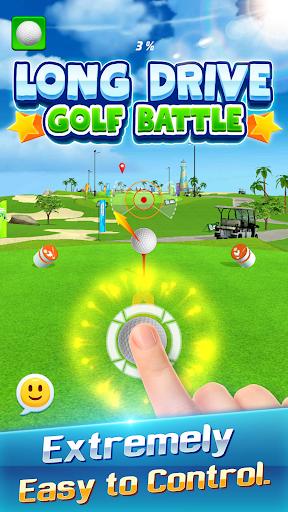 Télécharger Long Drive: Golf Battle APK MOD 1