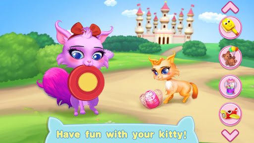 ud83dudc31ud83dudc31Princess Royal Cats - My Pocket Pets screenshots 3