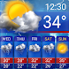 Free Weather Forecast App Widget - Androidアプリ