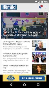 Boston Herald - náhled
