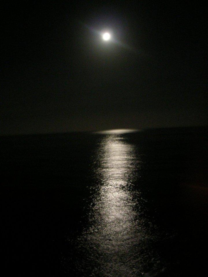 La luna di pellegrino