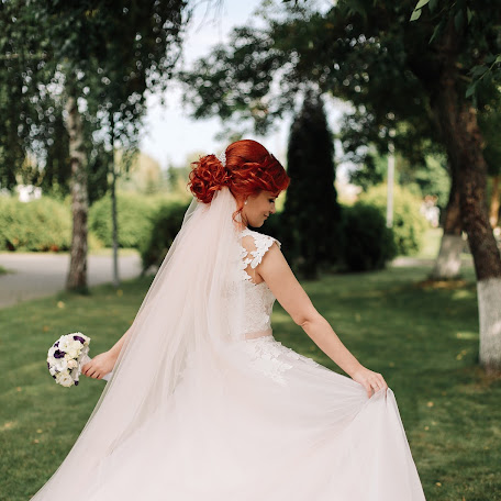 Wedding photographer Viktoriya Voronko (Tori0225). Photo of 13.09.2017