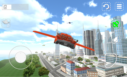 Flying Car 3D 2.6 screenshots 2