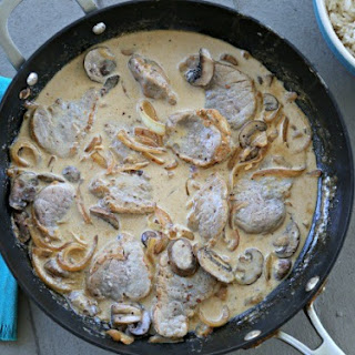 Cream Of Mushroom Pork Loin Recipes