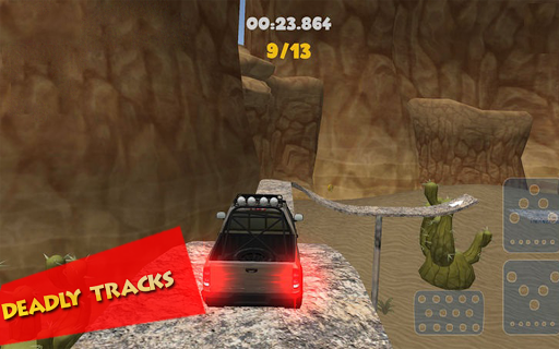Mountain Hill Climbing Game : Offroad 4x4 Driving 1.0 screenshots 1