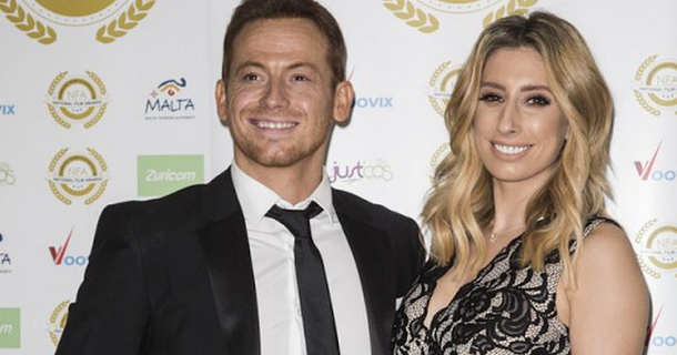 Joe Swash plays down Stacey Solomon I'm A Celeb spin-off axe
