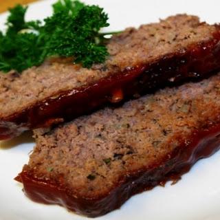 Old Fashioned Meatloaf.