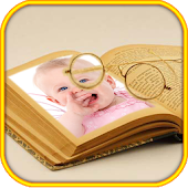 Book & Cover Photo Frames