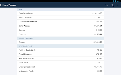 QuickBooks Accounting: Invoicing & Expenses 18.2 screenshots 13
