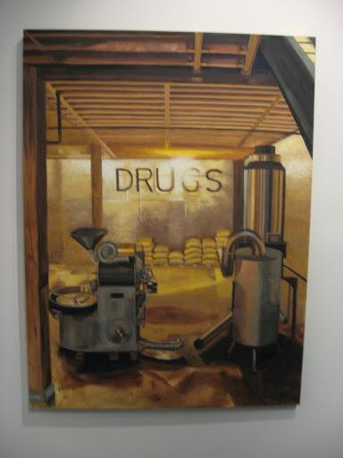 art walk work- drugs