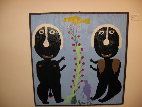 Black people art by Annie T.