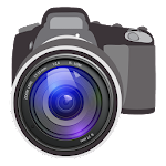 DSLR Ultra HD Zooming Camera Icon