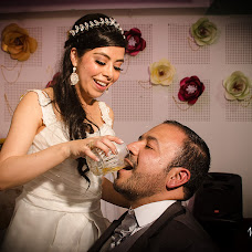 Wedding photographer Mauricio Cabrera morillo (matutecreativo). Photo of 27.06.2018