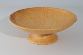 "Photo: Bill Long 3"" x 8"" bowl [unknown wood]"