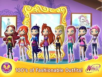 Winx Fairy School- screenshot thumbnail