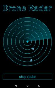 Drone Radar Simulation screenshot 5