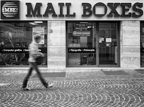 Photo: Bolzano #34 - MAIL BOXES...  #street #streetphotography #shootthestreet #blackandwhite #blackandwhitephotography #bw #monochrome #bolzano