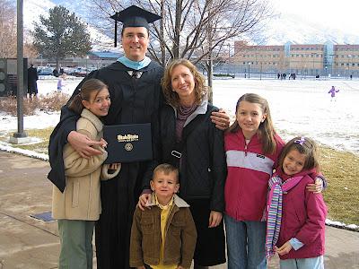 John Dehlin and Family