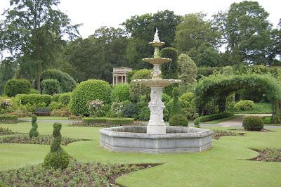 Brodsworth Hall Fountain