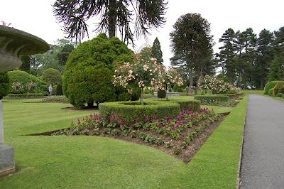 Brodsworth Hall garden 2