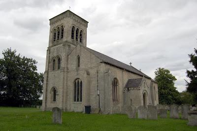 Firbeck Church