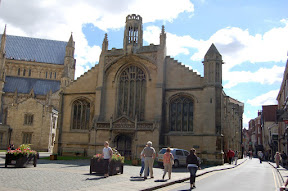 St. Michael Le Belfry