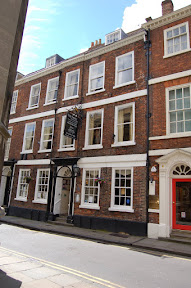 Guy Fawkes birthplace