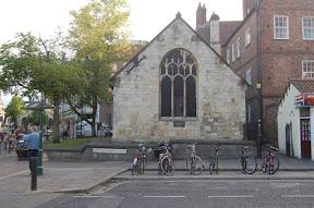 St. Crux church
