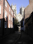 Minster from Precentors Court