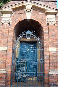 Treasurers House entrance