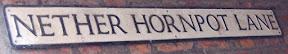 Nether Hornpot Lane