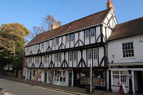 Timbered building Micklegate