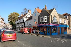 Priory Street corner