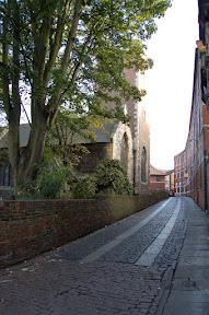 St. Martin's Lane