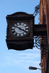 Newey Clock - George Hudson Street