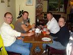 Joerg, Tim, Carl and Caroline