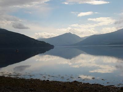 Loch Fyne at Inverarary