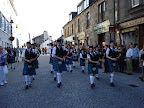 Bagpipes in Fort William