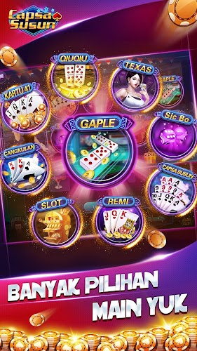 Download Gaple Capsa Susun Qiuqiu 99 Texas Remi Online Apk Versao Mais Recente Game By Big Kucing77 Para Dispositivos Android