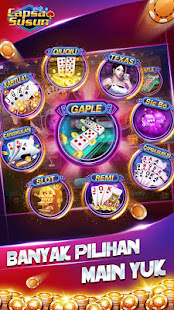 Game Gaple Capsa Susun: QiuQiu(99)/Texas Remi Online APK for Windows Phone