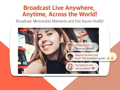 Mobizen Live Stream to YouTube (Unreleased)