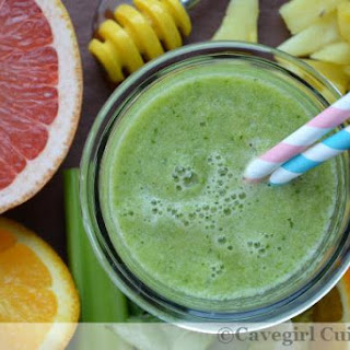 Sunrise Smoothie (From Paleo Green Smoothies) Recipe