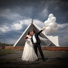 Wedding photographer Vladimir Kholkin (boxer747). Photo of 26.05.2015