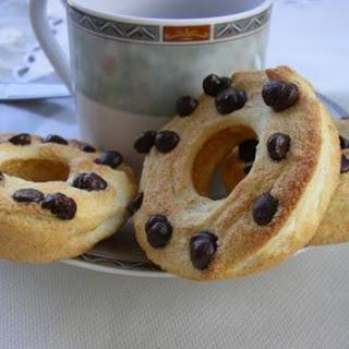 Mini Angel Baked Donuts
