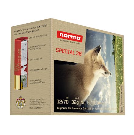 Norma Special 36