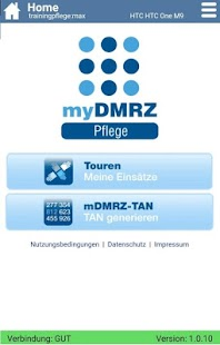 myDMRZ Pflege- screenshot thumbnail