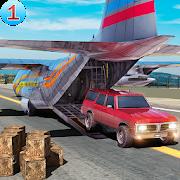 Airplane Car Transporters Simulator 3D