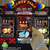 PartyTime Arena UK Slot (Community)